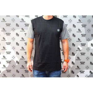 PRIMO Califa Tee Black -XL-