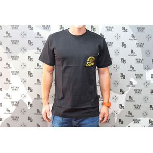 STRANGER Good Times Tee Black -XL-