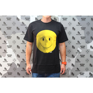 Stranger Smile Tee Black -XL-