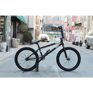 [100% �������] 2016  ACADEMY Entrant 19.5�� BMX Gloss Black/Purple [������ 2��][20% ����]