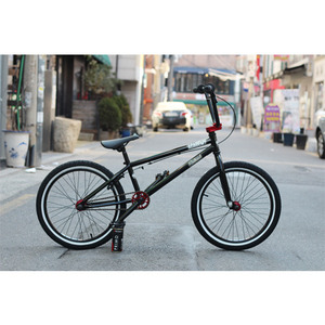 [100% �������] 2016 ACADEMY Entrant 19.5�� BMX Gloss Black/Red [������ 2��][20% ����]