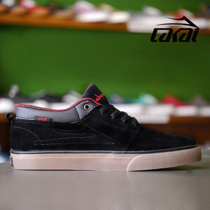 ��ī�� ��ũ ���ݷ� �? �� �����̵� LAKAI MARC CHOCOLATE BLACK GUM SUEDE